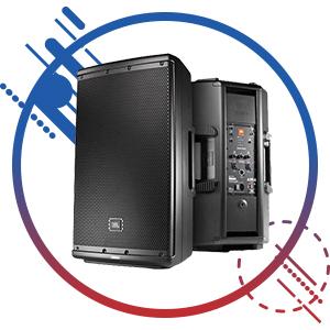 Speaker, Audio devices