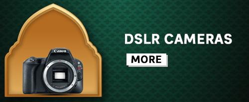 Cameras-DSLR
