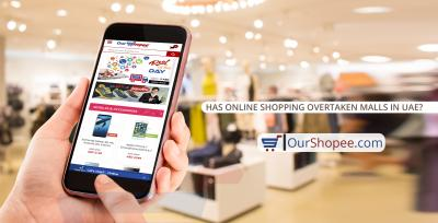 Has Online Shopping Overtaken Malls In UAE?