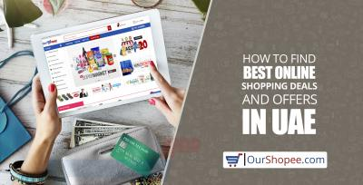 How To Find Best Online Shopping Deals And Offers In UAE