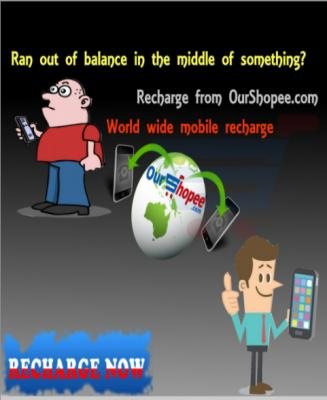 Best Online Mobile Recharge In Dubai