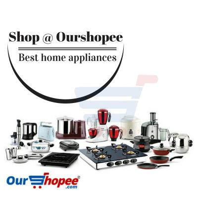 Shop Home Appliances Online For A Perfect Kitchen