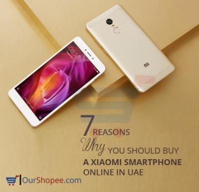 7 Reasons Why You Should Buy Xiaomi Smartphone Online In Dubai