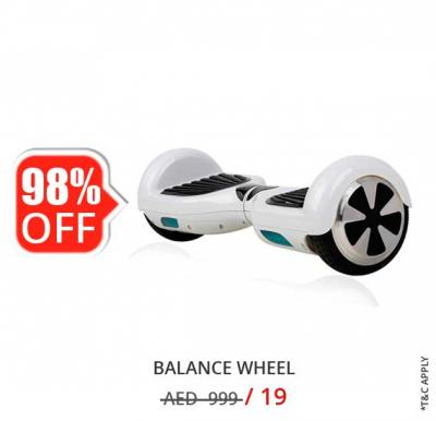 Balance Wheel, Mini Self Balancing Electric Scooter.