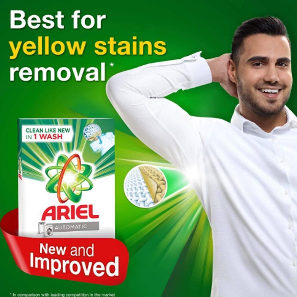 Ariel Laundry Powder Detergent Original Scent 6 Kg, 13732.603