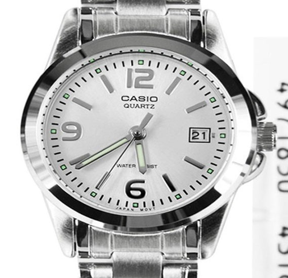 Casio LTP-1215A-7ADF Watch For Women (Analog Dress Watch)