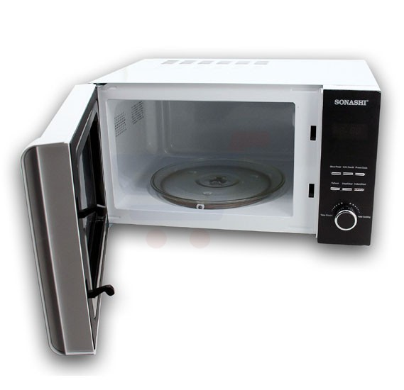 Sonashi 25 Ltr Microwave With Digital Control And Grill Function SMO-925DG