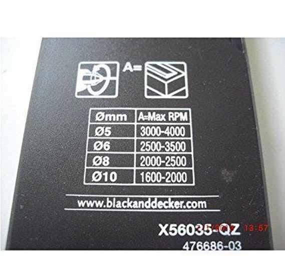 Black & DeckerDrilling & Driving- X56035-QZ