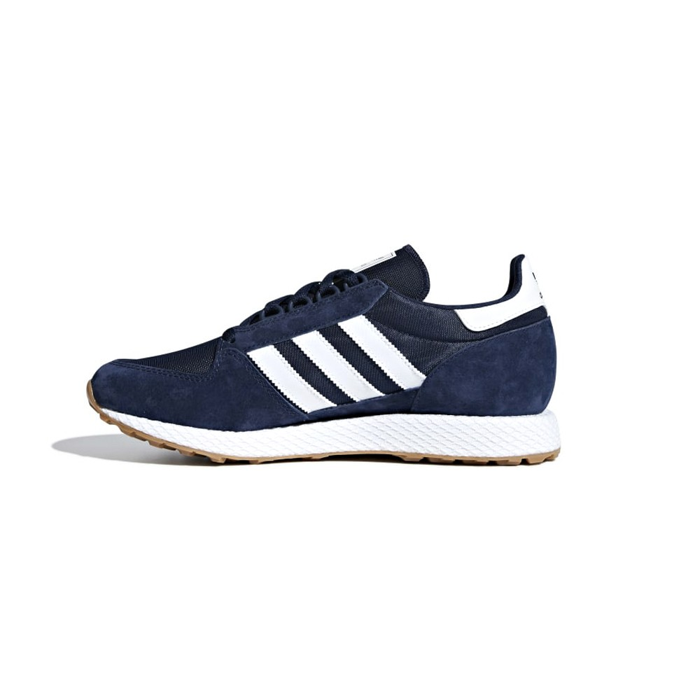 Adidas Mens Forest Grove Sports Shoe, EU 44 - B41529