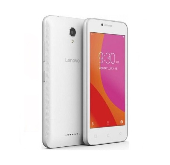 Lenovo A2016 Smartphone, 4G, 1GB RAM, 8GB Storage, 4.5 inch Display, Android 5.1 Lollipop, Quad Core, Dual SIM, Dual Camera, Wifi-White
