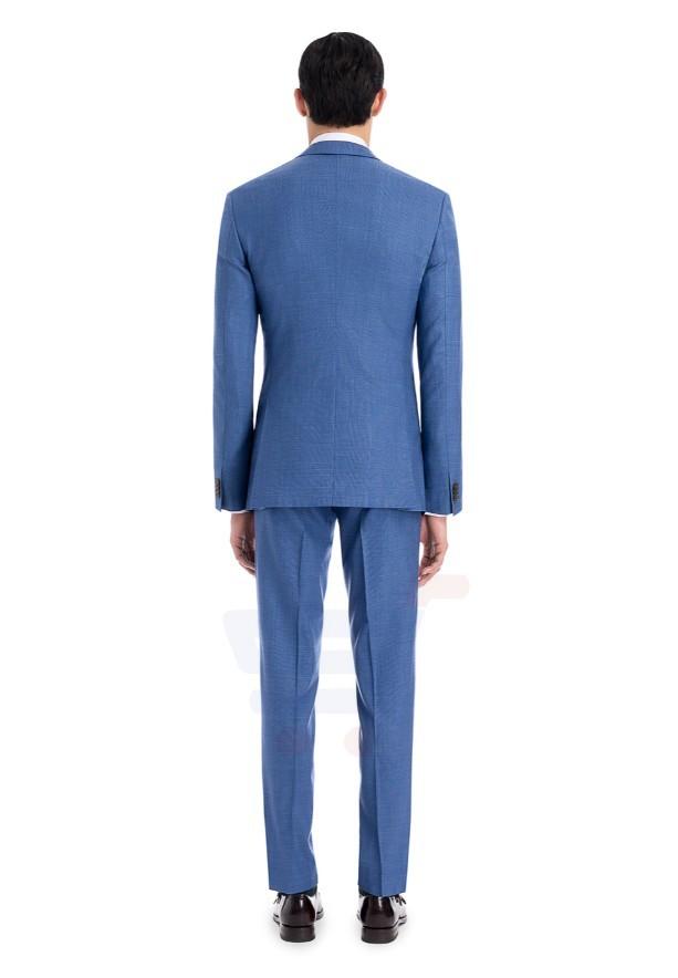 D & D Monterey Glen Plaid Custom Suit Hero - 55009 - XXL - 42