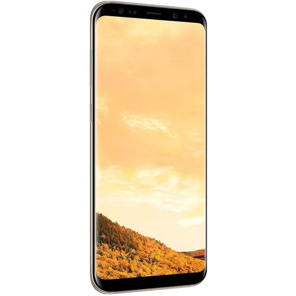 Samsung Galaxy S8 Plus 4GB 64GB, 4G LTE Refurbished - Gold