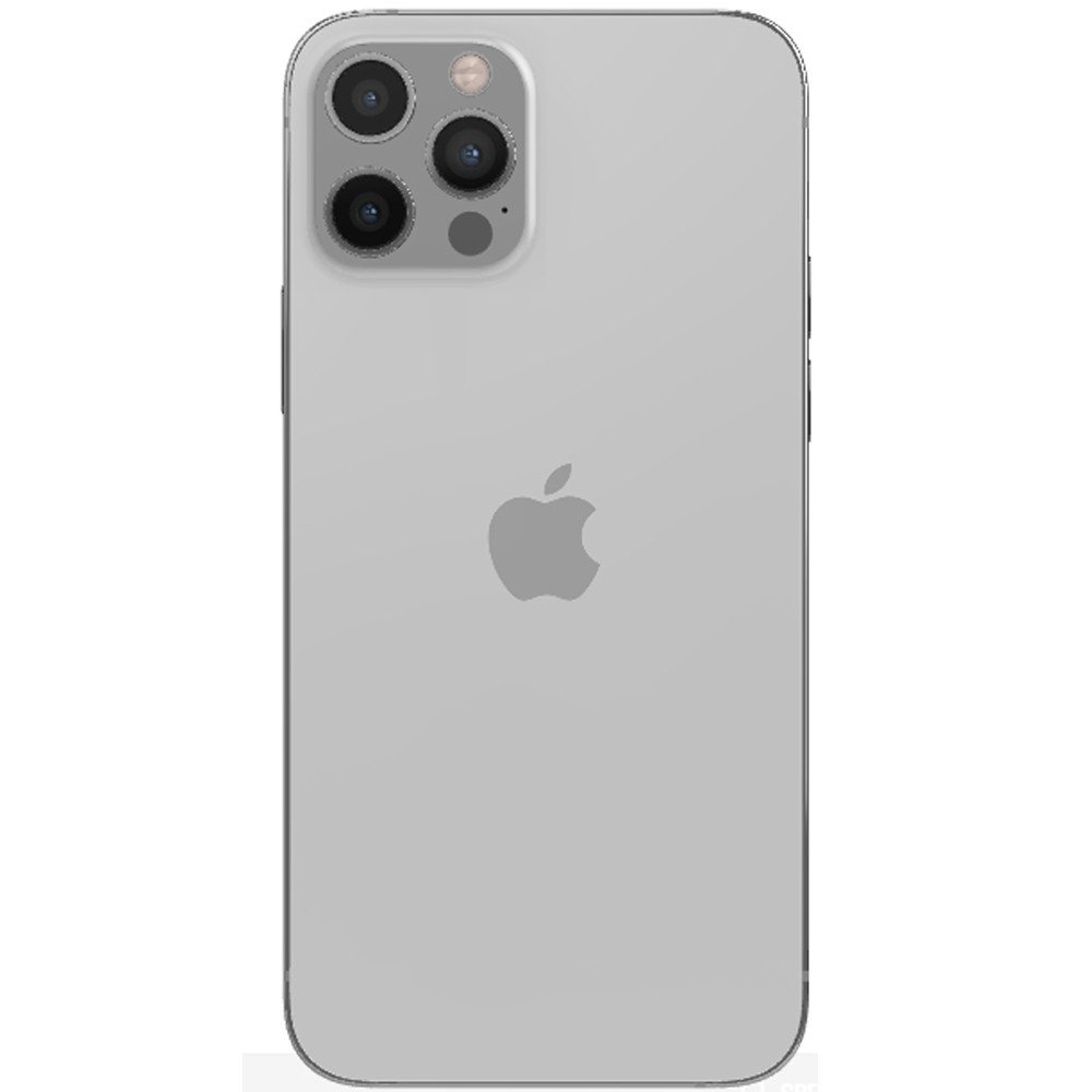 Apple iPhone 12 Pro Max With FaceTime Silver, 128GB Storage, 5G