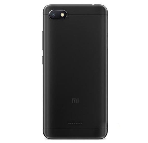 Xiaomi Redmi 6A, Dual SIM, 32GB, 2GB RAM, 4G LTE, Black (Global Version)