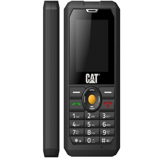 CAT Ultra Rugged Phone, Black, B30