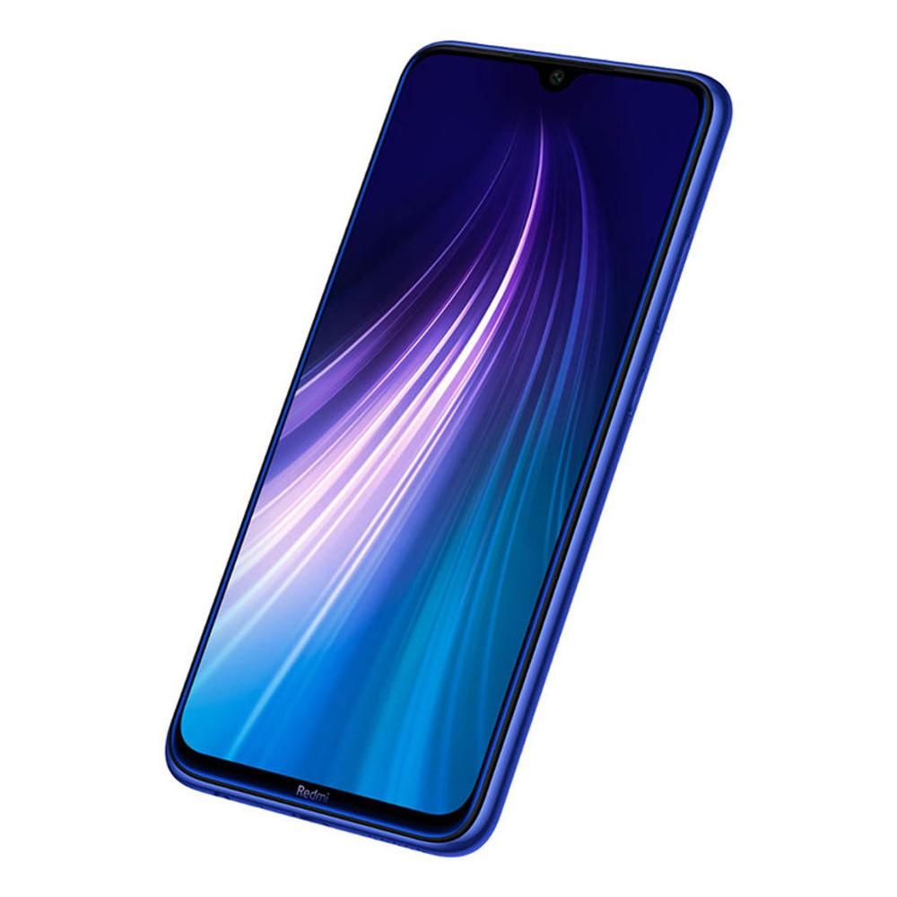 Xiaomi Redmi Note 8 Dual SIM 6GB RAM 128GB 4G LTE, Neptune Blue
