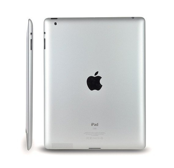 Apple iPad 2 9 7 Inch Tablet, iOS 4, 512MB RAM, 16GB Storage, Dual Camera -  Silver Refurbished