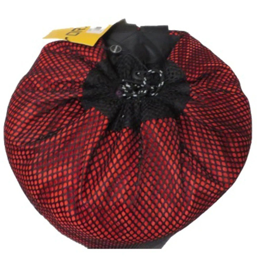2 in 1 Bundle Offer Orami Gym Bag OMGB 5027 Grey & Red