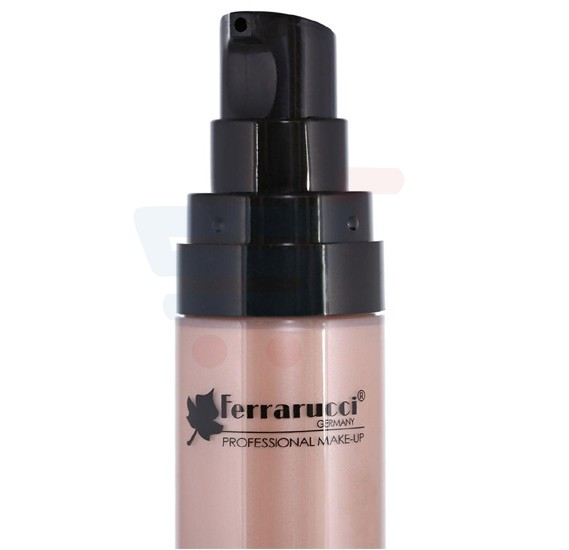 Ferrarucci Silky Soft and Tender Foundation Liquid 38ml, SF06