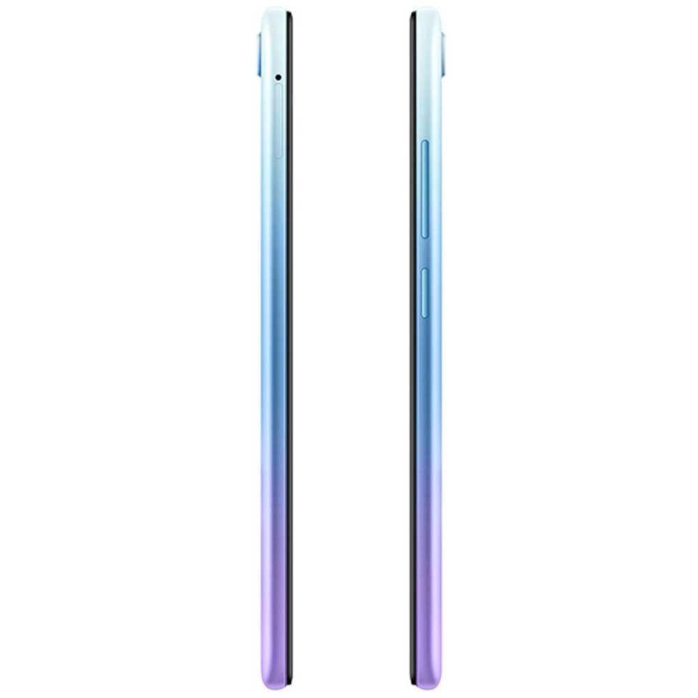 Vivo Y1s Dual SIM, 2GB RAM 32GB Storage, 4G LTE, Aurora Blue