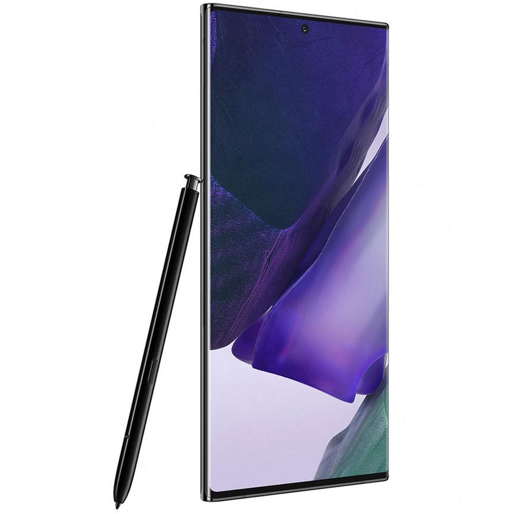 Samsung Galaxy Note20 Ultra Dual SIM 8GB RAM 512GB 4G LTE, Mystic Black
