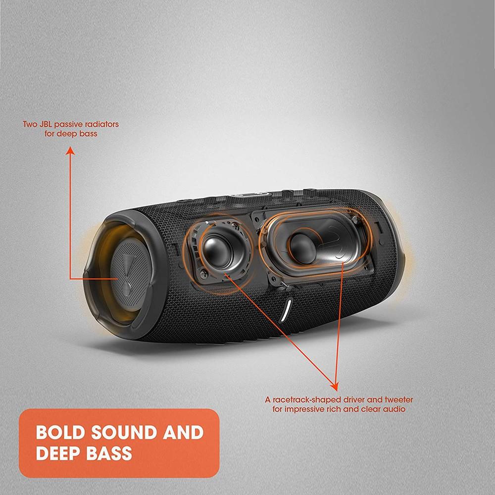 JBL CHARGE 5 Portable Waterproof Speaker Black