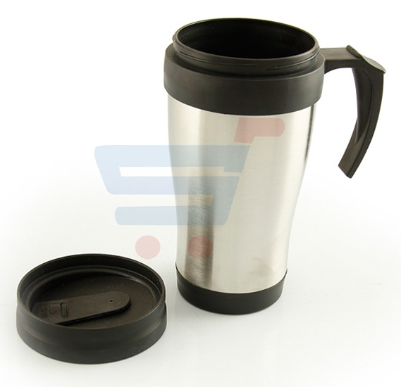 Stainless Steel Car Travel Mug 450ml-074