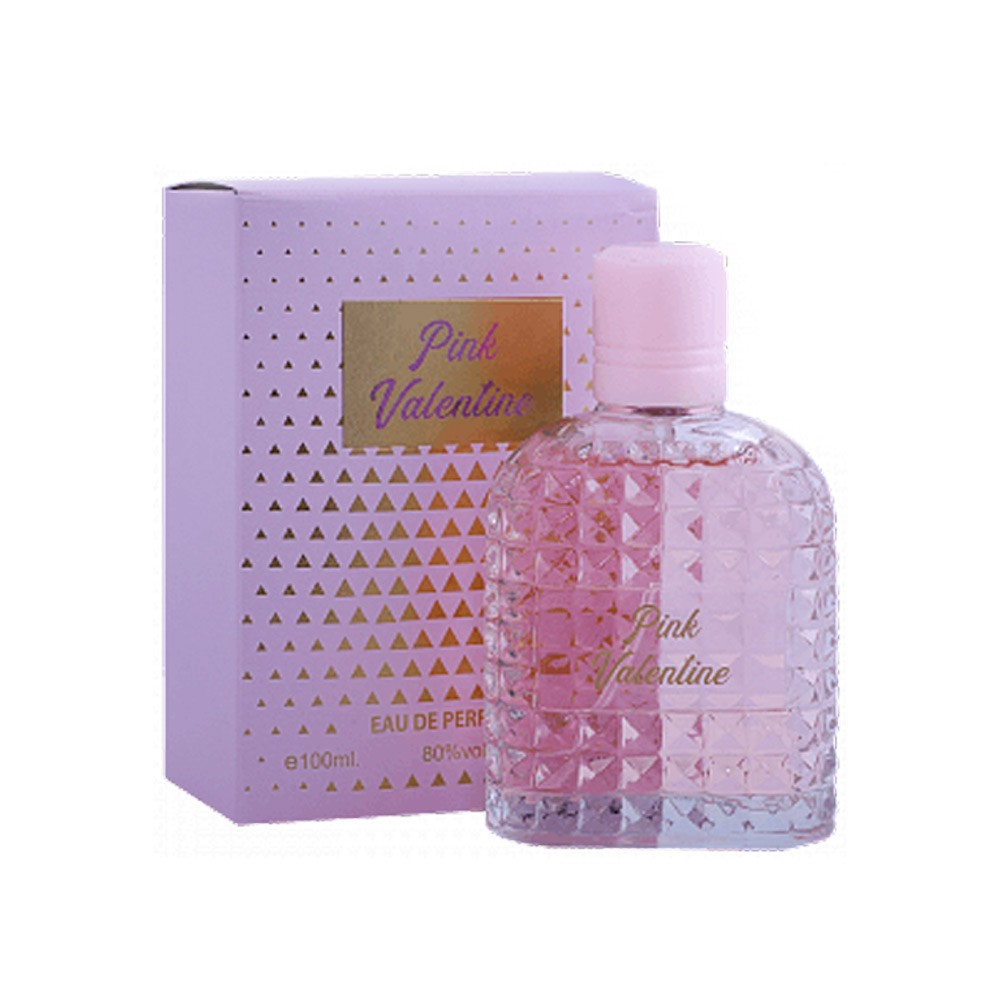 Pink Valentine By Bliss Perfumes EDP Natural Spray For Women 100ml
