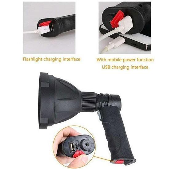 Multi Functional Pistol Lights, 5363
