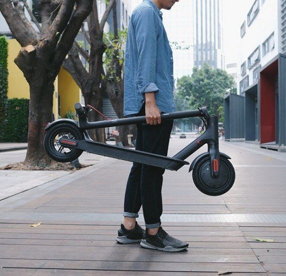 Xiaomi Electronic Scooter Black M365