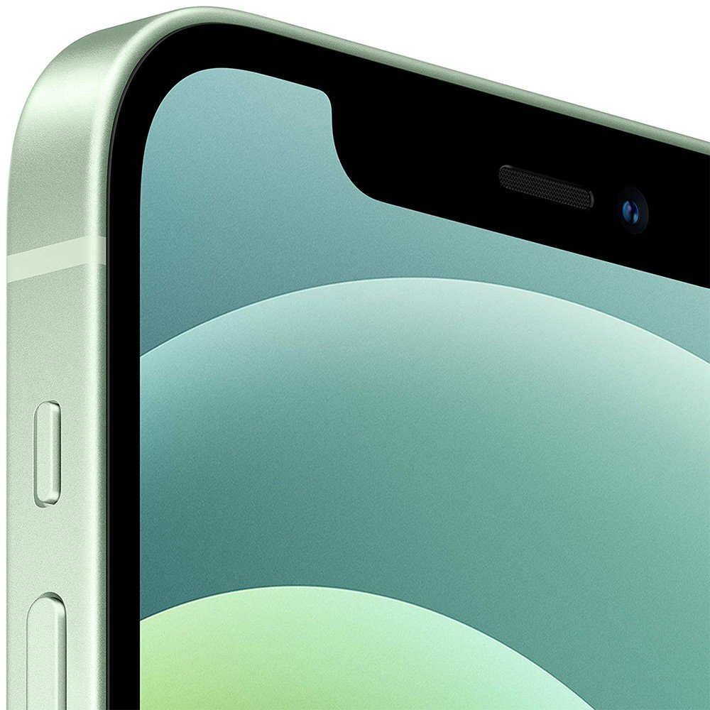 Apple iPhone 12 With FaceTime Green, 64GB Storage, 5G