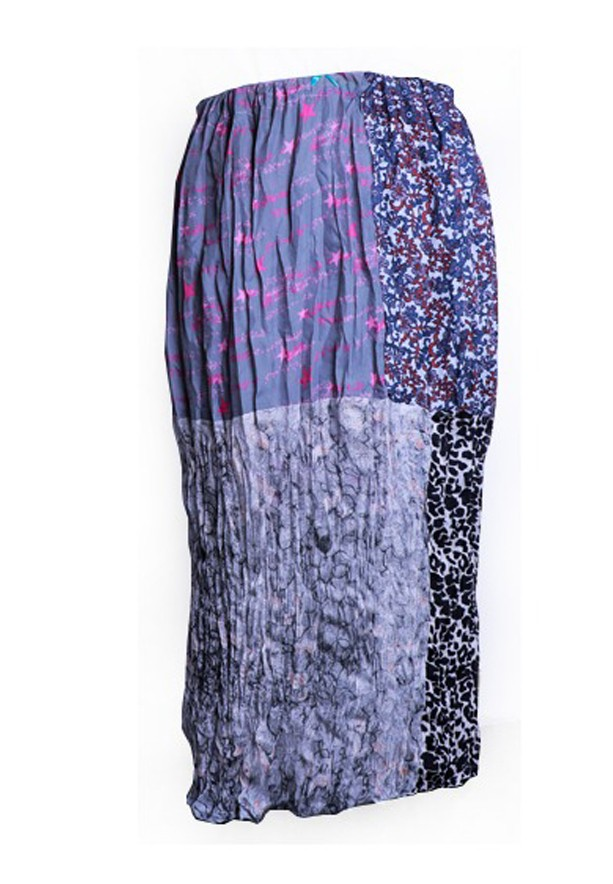 Ladies Fashion Skirt  OS013 Assorted Color