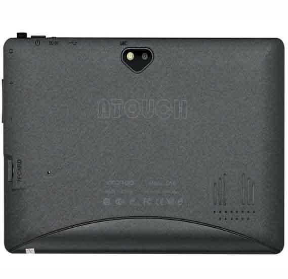 Atouch Q19, TABLET 7 inch,Android 5.1 8 GB, Wi-Fi,Quad Core,1GB DDR3, Dual Camara, Black