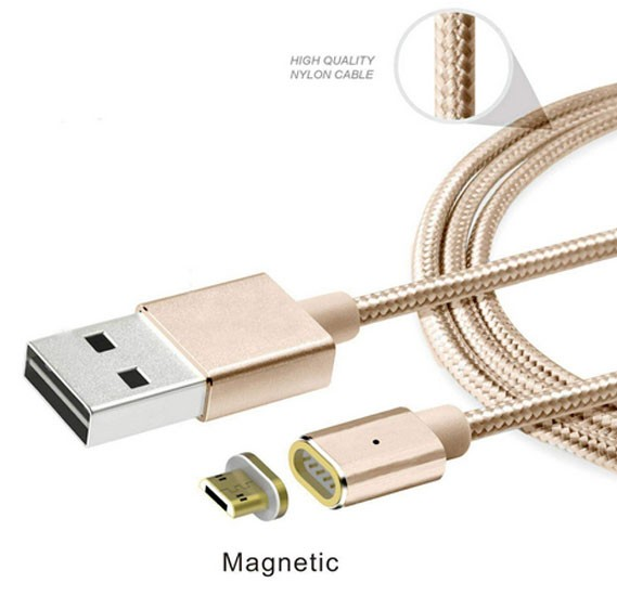 Magnetic High Speed Charging cable For Android,1 meter