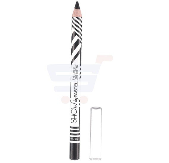 Pastel Makeup Pencil Eyeliner Black