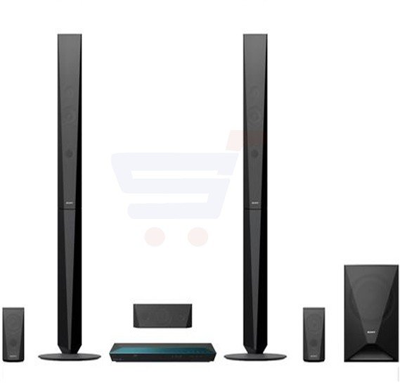 Sony Blu-ray Home Cinema System with Bluetooth 5.1 Channel BDVE4100