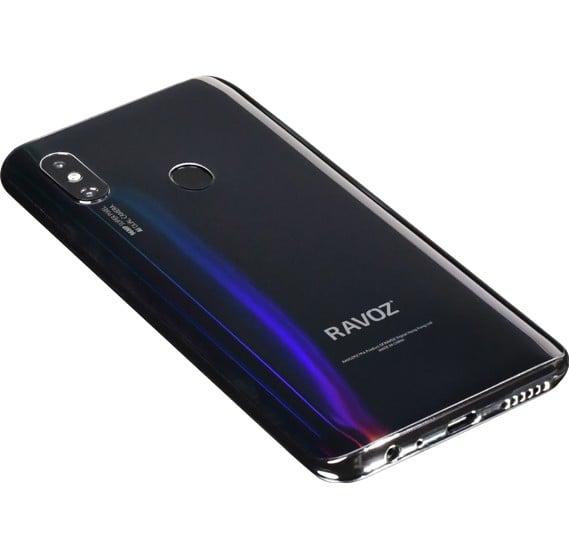 Ravoz Z7 Dual Sim 4GB RAM 64GB 4G LTE-Black