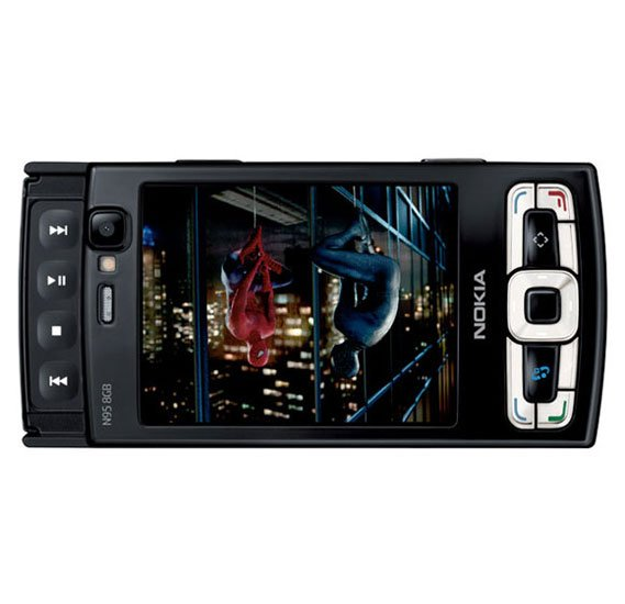 noviiremote symbian n95