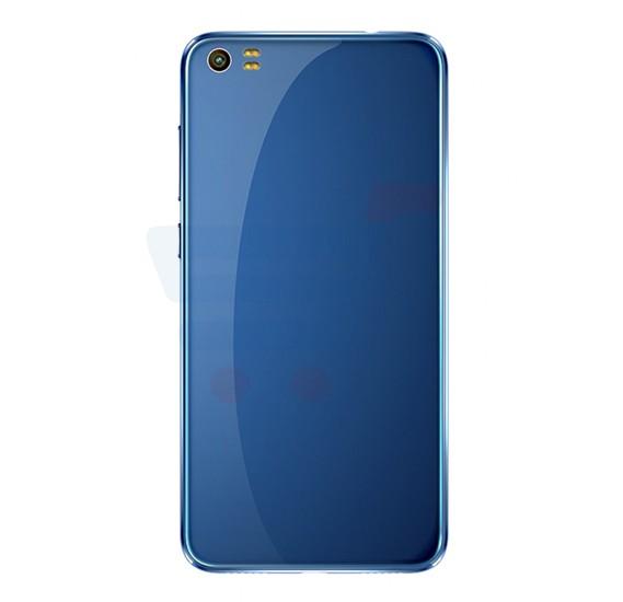 Discover M11 4G Smartphone, Android 6.0, 5.0 Inch HD Display, Dual SIM, Dual Camera, 2GB RAM, 16GB Storage - Blue