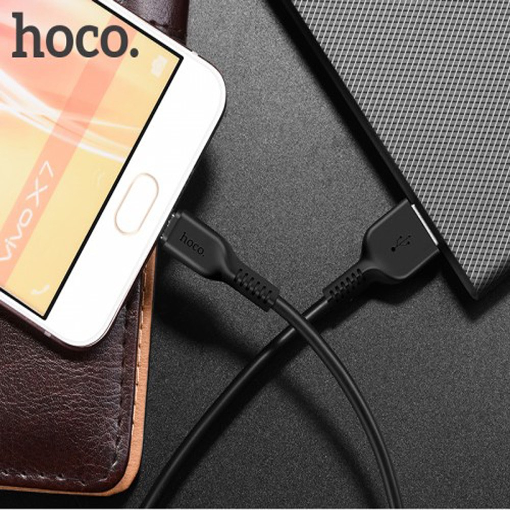 Hoco Flash Micro Charging Cable L 1M , X20