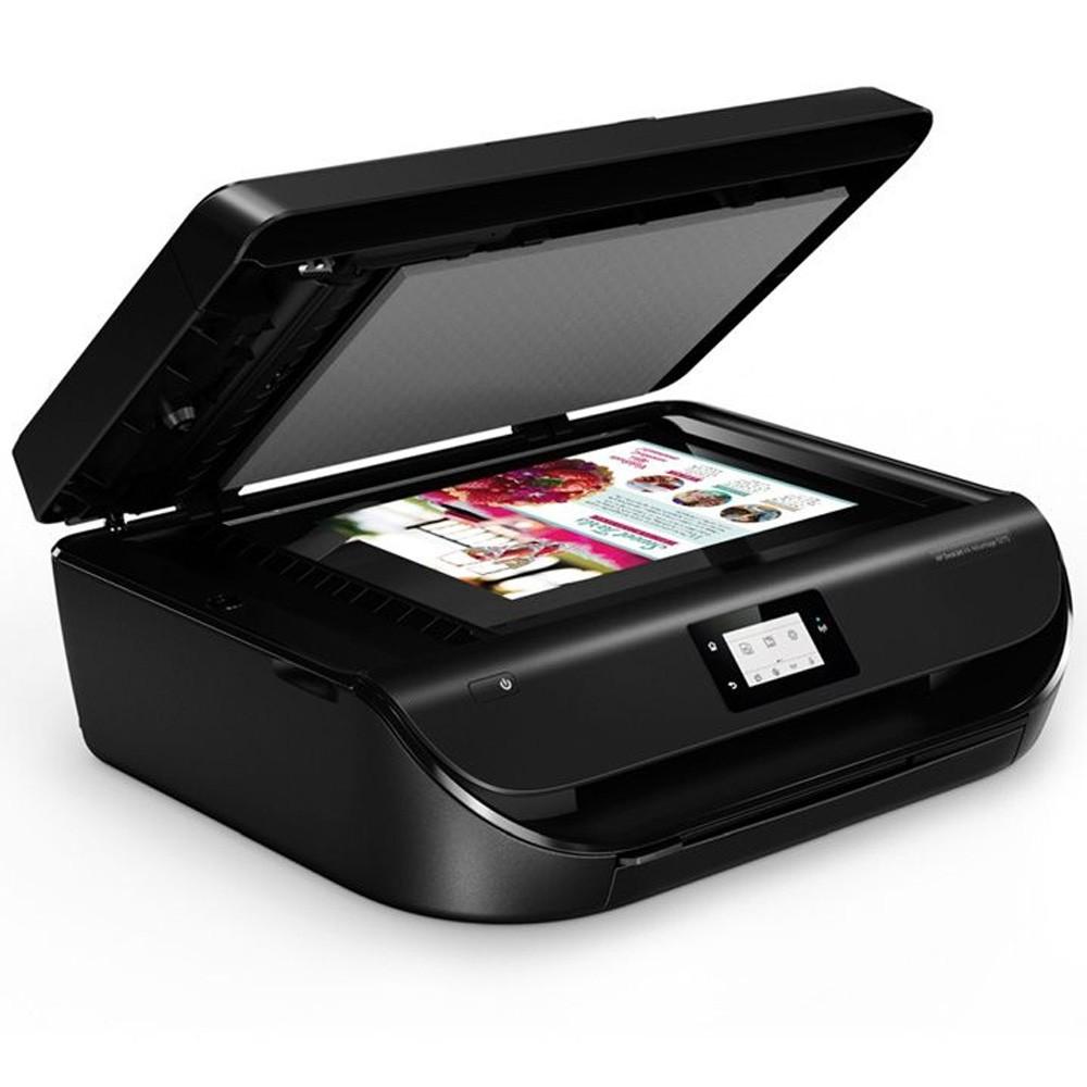 HP Deskjet Ink Advantage 5275 AIO - 10ppm, 4800dpi, A4, USB, WI-FI, Color Inkjet Printer