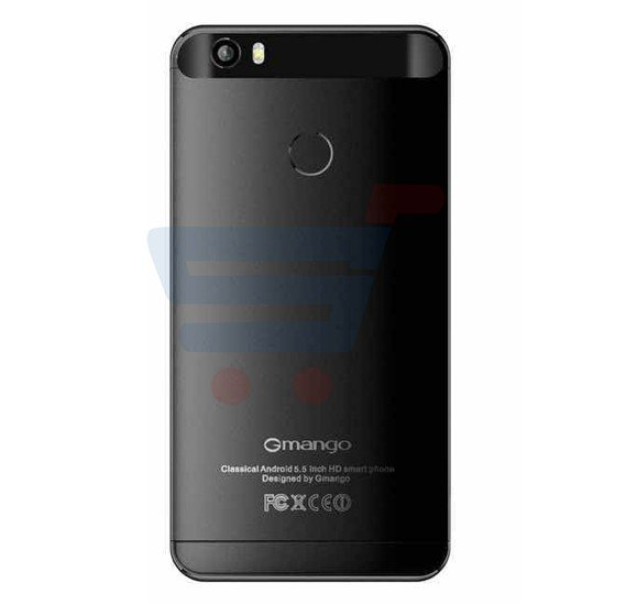 Gmango X7 Plus Smartphone, Android 6.0, 5.5 Inch HD Display, 2GB RAM, 32GB Storage, Dual Camera, Dual Sim, Wifi- Black