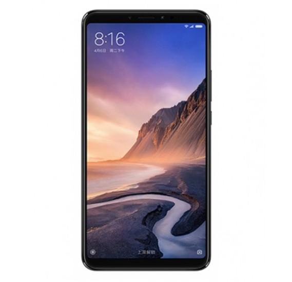 Xiaomi Mi Max 3, Dual SIM, 64 GB, 4 GB RAM, 4G LTE, Black (Global Version)