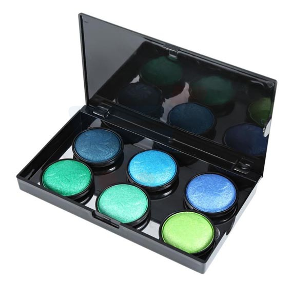 Ferrarucci 6 Color Eye Shadow 54g, 03