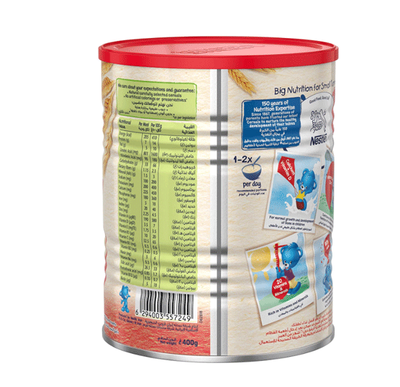 Cerelac Wheat & Dates 400 gm