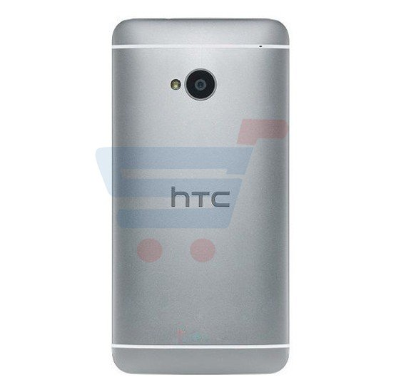 HTC M7 Smartphone, Android, 4.7 Inch Full HD Display, 2GB RAM, 64GB Storage, Bluetooth, WiFi, Quad-Core, Dual Camera, Micro SIM - Silver