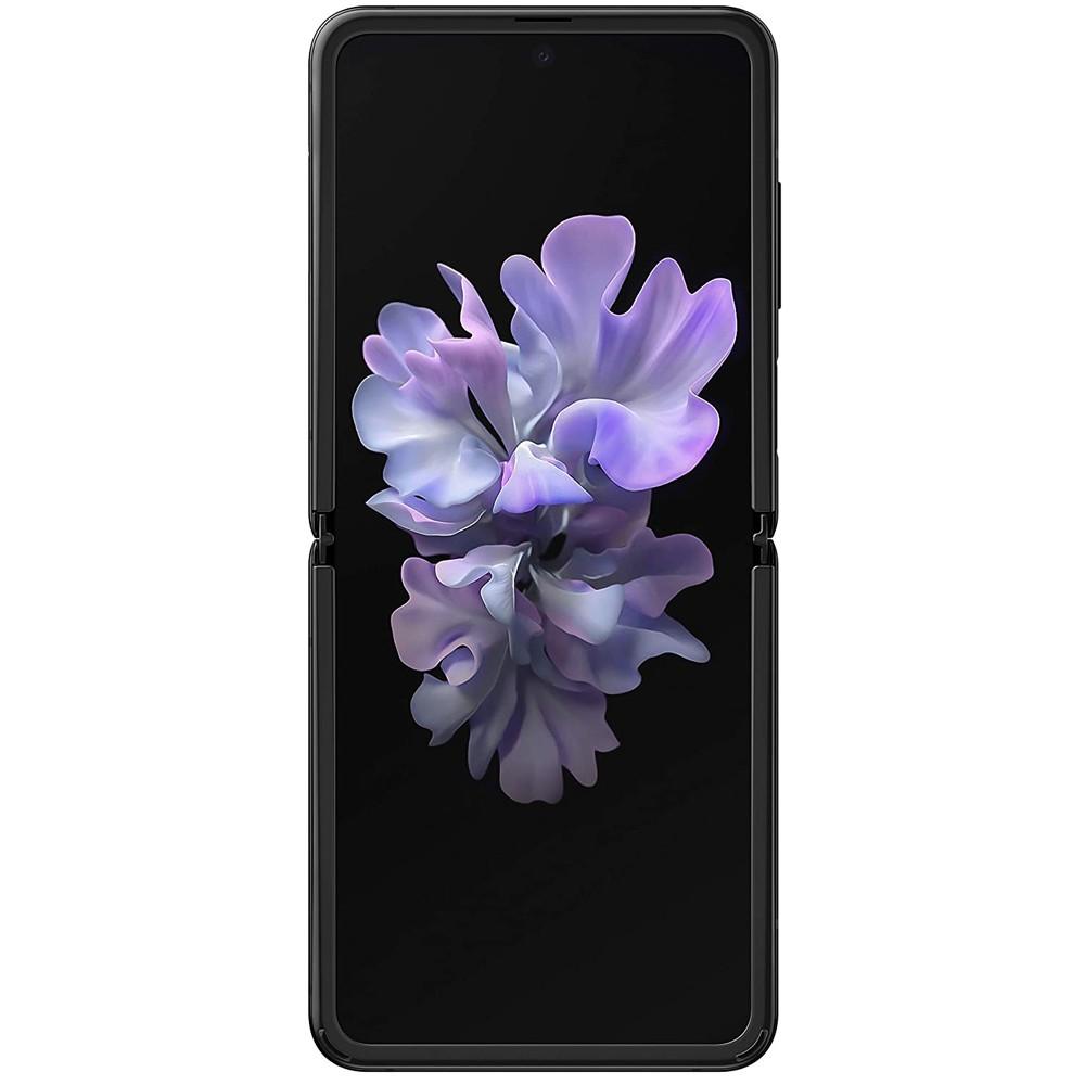 Samsung Galaxy Z Flip 8GB RAM 256GB 4G LTE -Black Mirror