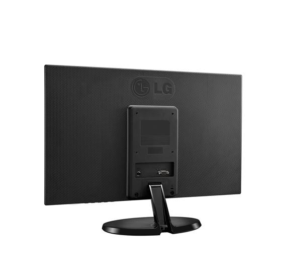 LG 18.5 Inch LED Monitor 19M38-Black