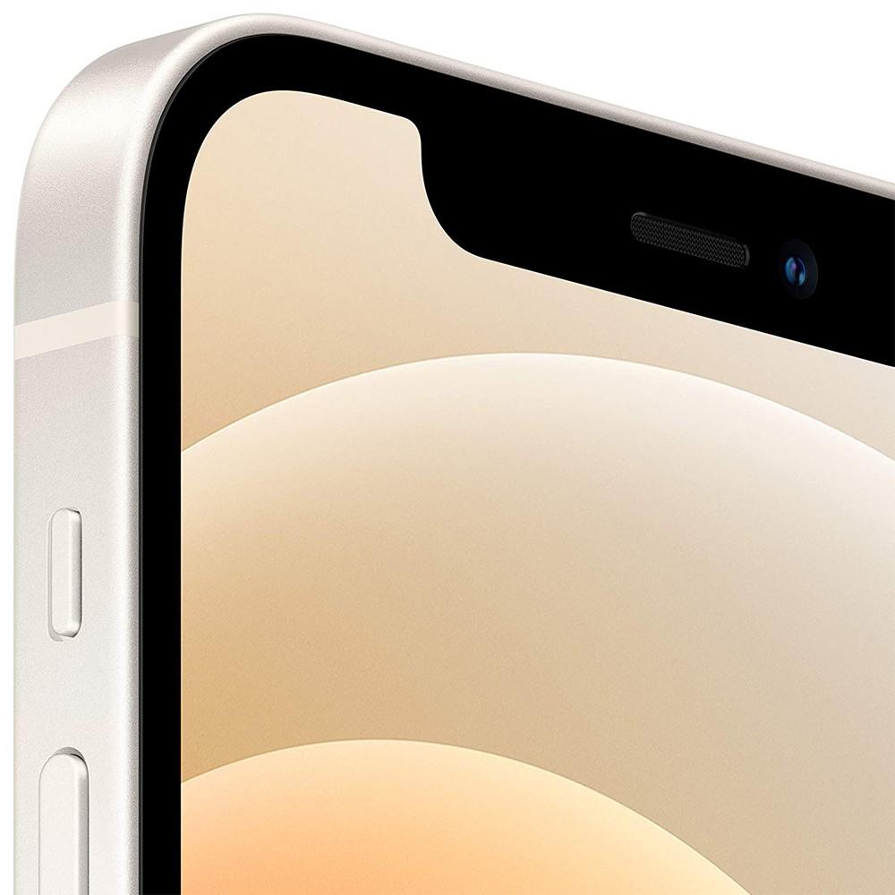 Apple iPhone 12 Dual Sim, 256GB Storage, 5G, White, HK Specs