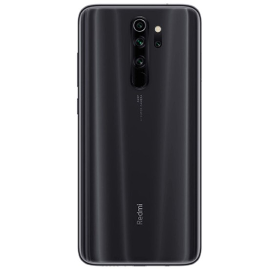 Xiaomi Redmi Note 8 Pro Dual SIM 6GB RAM 128GB Storage 4G LTE, Mineral Grey